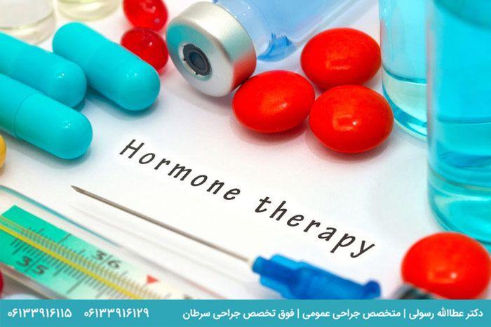 درمان-سرطان-سینه-با-هورمون-درمانی
