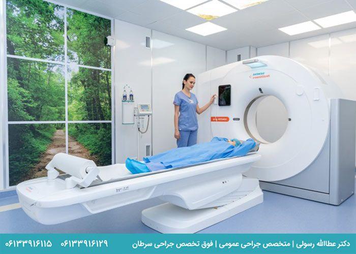 دستگاه رادیو تراپی برای درمان سرطان سینه
